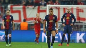 Barcelona-Bayern