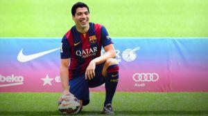 Luis Suarez at Barcelona