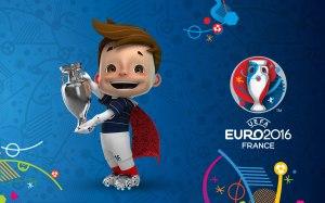 Euro Cup Mascot
