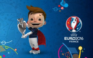 Euro Cup Mascot